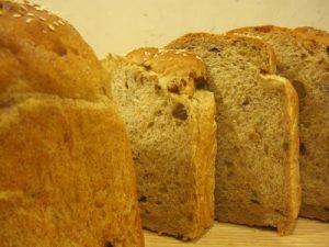 八寶果米吐司麵包