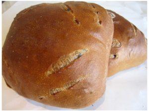 冠軍黑米麵包-1