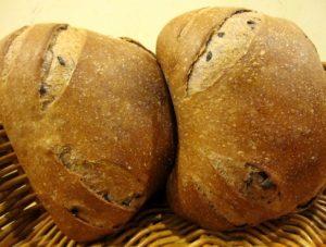 冠軍黑米麵包