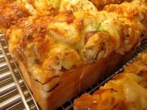 洋蔥吐司麵包