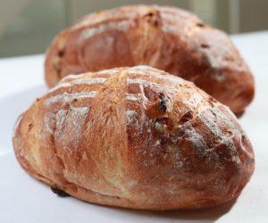 玉荷包麵包