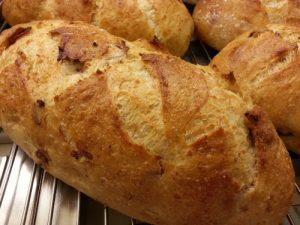 蕎麥桂圓麵包