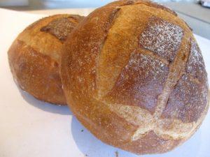 蜂蜜田舍麵包