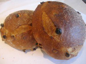 酒釀葡萄麵包