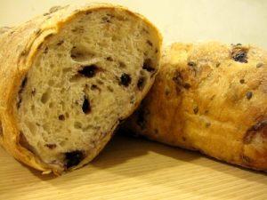 野生藍莓麵包 (2)