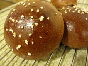 QQ巧克力麵包